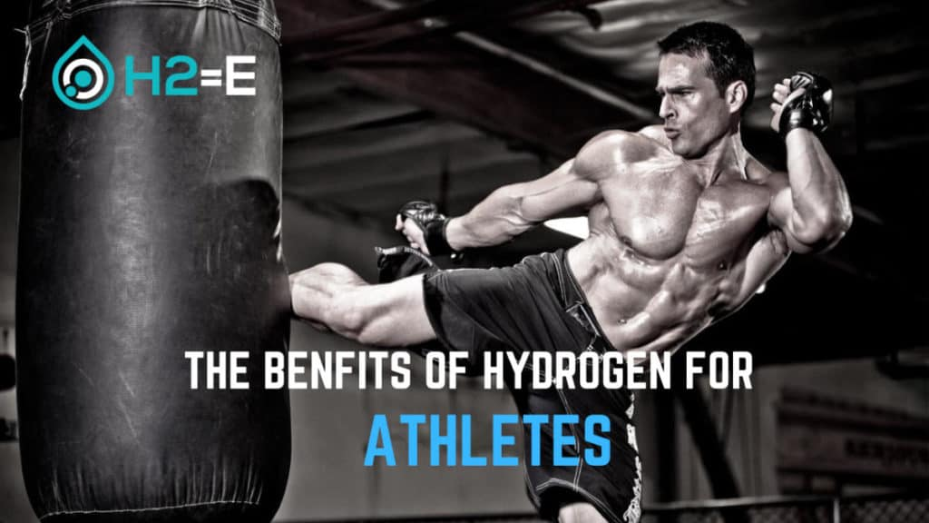 H2Epod E Hydrogen Inhalation For Health and Fitness Benefits Of Hydrogen For Athletes